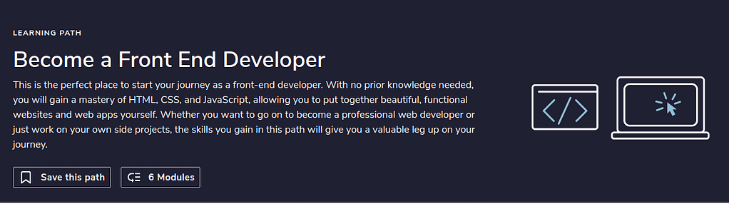 Become a Front End Developer - Learn Interactively - www.educative.io