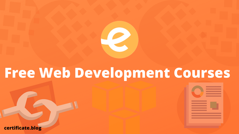 100+ Free Web Development 4.3+ Rated courses with certificate