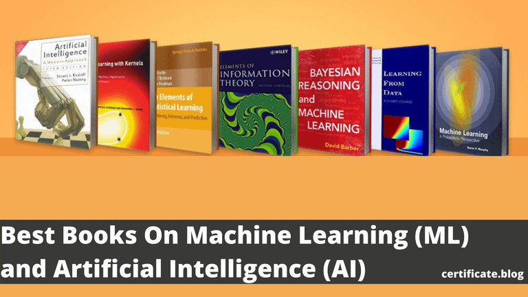 30 Compulsory Books On Machine Learning (ML) and Artificial Intelligence (AI) In 2021