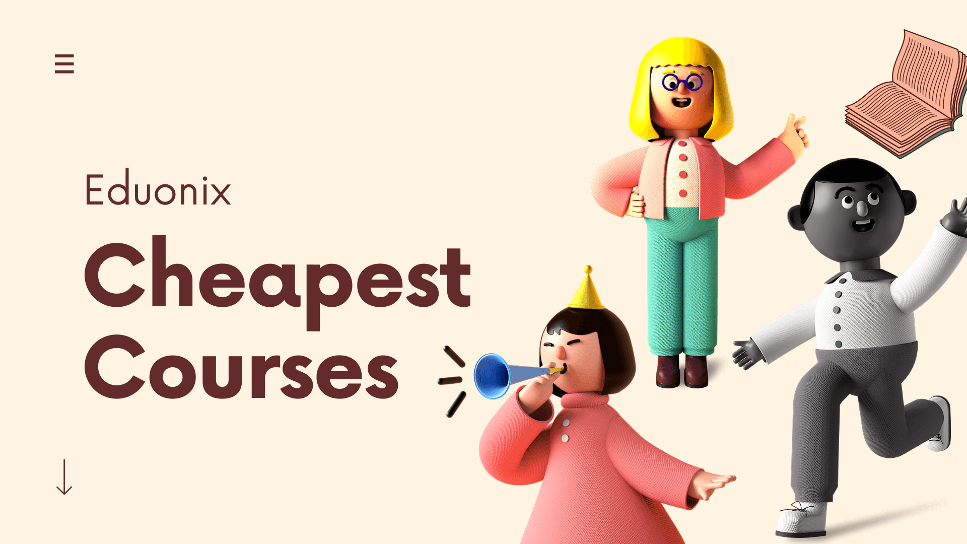 Cheapest Courses By Eduonix Price $5/₹  250             [Today's Offers Feb 2021]