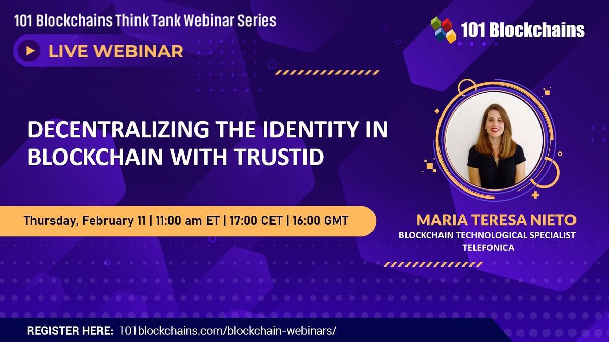 Decentralizing the Identity in Blockchain with TrustID