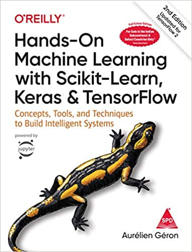 Hands-On Machine Learning with Scikit-Learn, Keras and Tensor Flow