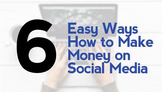 how-to-make-money-on-social-media