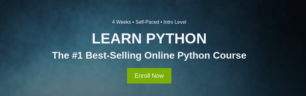 Learn Python in One Month