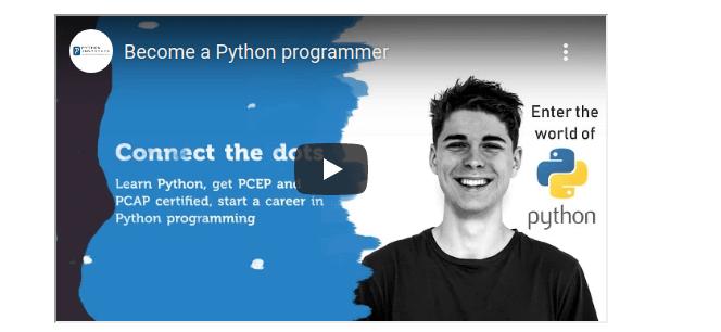 Python Essentials: learn Python from scratch